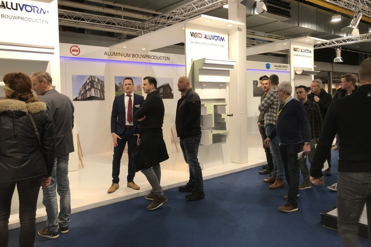 Bouwbeurs 2019 Groot Succes